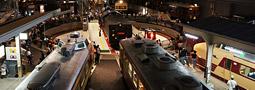 電車大好きな子どもの国、てっぱく(鉄道博物館)に行ってきました!