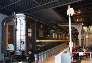 鉄道博物館 館内