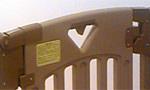 階段上で使えるベビーゲート「スマートゲート2 プラス」