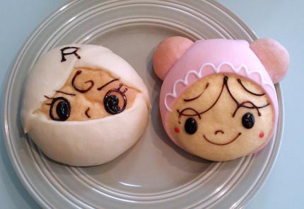 ロールパンナちゃんと赤ちゃんマン