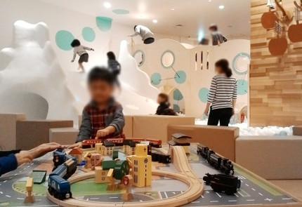 子どもの遊び場「モグーン」