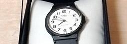 1,000円で買える人気の腕時計「チープカシオ」を購入!父の日のプレゼントにも最適かも