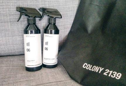COLONY2139のクリーナー