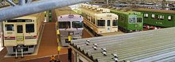 電車好きの子どもなら行きたい「京王れーるランド」。行くまでにモノレールも楽しめる