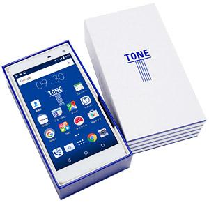 TONEのスマートフォンは19,800円~