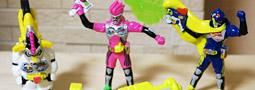 ハッピーセット 仮面ライダーエグゼイドのガシャットのクオリティが高すぎ!