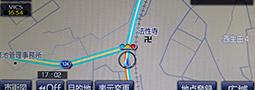 トヨタ タンクのカーナビ(NSZT-W66T)の画面オフの手順