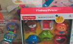 フィッシャープライスの玩具10,000円相当が福袋で3,000円に!