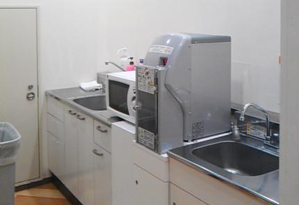 授乳室の設備