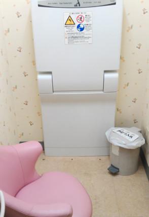 蓮田SA(下り)の授乳室