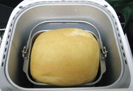 パンが完成!