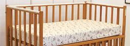 ホクソンベビーで一時的にベッドをレンタル