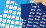 息子の洋服(1) UNIQLO のリサ・ラーソンのTシャツを三種類買いました。