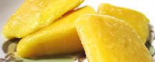 グリーンスムージー用の冷凍マンゴーを購入しました
