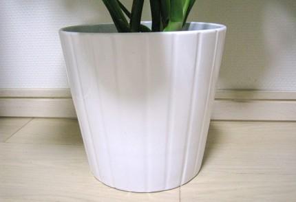 イケアの鉢