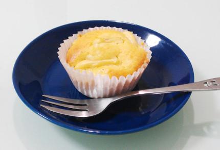 「なかしましほ」さんのレシピの「リンゴマフィン」