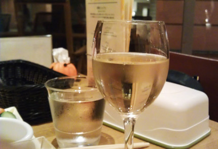 山梨の白ワイン