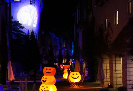 ピーマン通りのハロウィンイベント