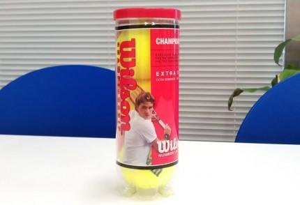 陣痛の時用のテニスボールを購入