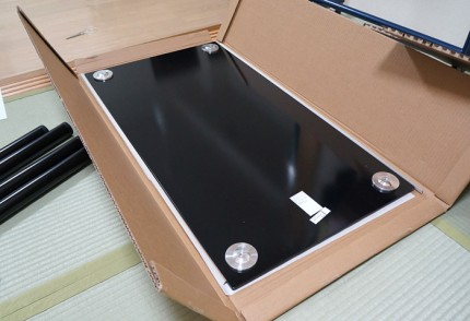 テーブルの板